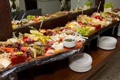 Huge Foods Buffet Stock Photos
