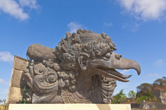 Huge Garuda statue Stock Images