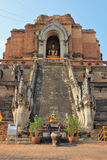 The huge gold Buddha. Stock Images