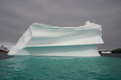 Huge iceberg Stock Images