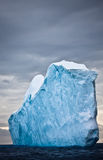 Huge iceberg in Antarctica Stock Image