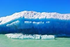 The  huge iceberg Stock Photography