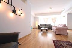 Huge livingroom Royalty Free Stock Image