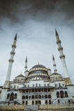Huge Mosque in Ankara Royalty Free Stock Images