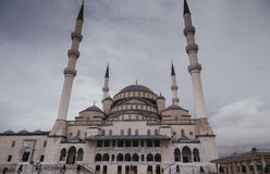 Huge Mosque Royalty Free Stock Photos