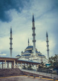 Huge Mosque Royalty Free Stock Image