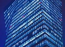 Huge office building Stock Photo