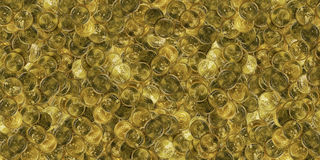 Huge pile of gold coins royalty free stock images