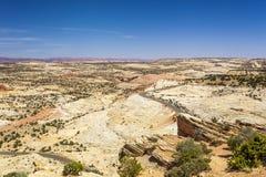 Huge plateau in Utah Stock Photography