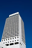 Huge Plaza building Stock Image