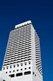 Huge Plaza building. Huge plaza Bi office or hotel building Stock Image