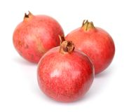 Huge pomegranate Royalty Free Stock Images