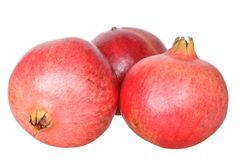 Huge pomegranate Royalty Free Stock Photos