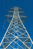 Huge pylon Royalty Free Stock Images