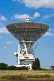 Huge radio telescope Stock Image