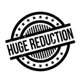 Huge Reduction rubber stamp Stock Images