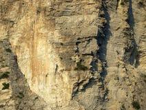 Huge rock Stock Image