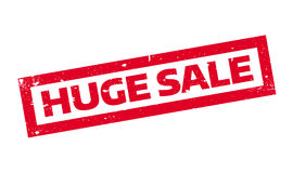 Huge Sale rubber stamp Stock Photography