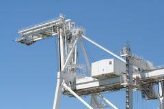 Huge Shipping Crane stock image