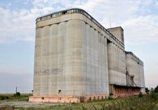 Huge silo 2 Royalty Free Stock Photos
