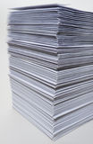 Huge stack of envelopes Royalty Free Stock Images