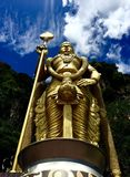 Huge statue Royalty Free Stock Photos