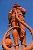 Huge statue of God Hanuman Royalty Free Stock Images