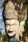 Huge Statues in the Sculpture Park - Nong Khai, Thailand royalty free stock images