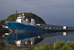 Huge tug Stock Images