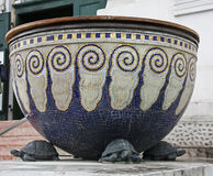 Huge vase Stock Photography