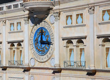 A huge wall clock Stock Images