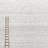 Huge white brick wall Royalty Free Stock Images