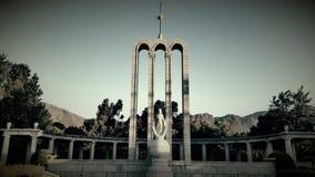 Hugenote-Statue Lizenzfreies Stockfoto