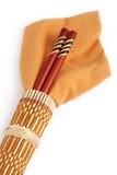 hugga av sticks Royaltyfri Fotografi