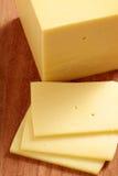 huggen av ost royaltyfri fotografi