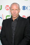 Hugh Dillon. LOS ANGELES - JUL 28: Hugh Dillon arrives at the 2010 CBS, The CW, Showtime Summer Press Tour Party at The Tent Adjacent to Beverly Hilton Hotel on stock photography