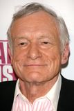 Hugh Hefner Stock Photo