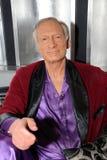 Hugh Hefner Στοκ φωτογραφία με δικαίωμα ελεύθερης χρήσης