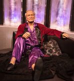 Hugh Hefner Photo libre de droits