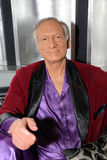 Hugh Hefner Royalty Free Stock Photography