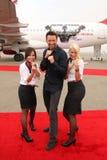 Hugh Jackman, το Virgins στοκ εικόνα με δικαίωμα ελεύθερης χρήσης