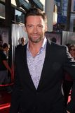 Hugh Jackman. At the 'Real Steel' World Premiere, Gibson Amphitheater, Universal City, CA 10-02-11 Stock Photography