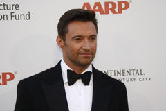 Hugh Jackman Foto de Stock Royalty Free
