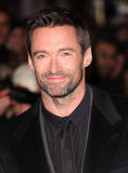 Hugh Jackman. Arriving for the premiere of 'Les Miserables' at Leicester Square, London. 05/12/2012 Picture by: Alexandra Glen / Featureflash Stock Image