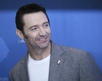 Hugh Jackman attends the `Logan` Stock Images