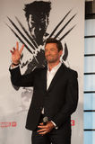 Hugh Jackman. August 28, 2013 : Tokyo, Japan – Hugh Jackman appears at the Japan Premiere for The Wolverine by James Mangold in the Roppongi Hills, Tokyo Stock Photo