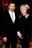 Hugh Jackman, Deborra-Lee Furness Royalty Free Stock Photography