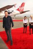 Hugh Jackman, die Jungfrauen lizenzfreie stockfotos