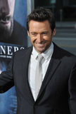 Hugh Jackman. LOS ANGELES, CA - SEPTEMBER 12, 2013: Hugh Jackman at the premiere of his movie Prisoners at the Academy of Motion Picture Arts & Sciences in Stock Image