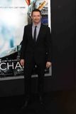 Hugh Jackman. NEW YORK-MAR 4: Actor Hugh Jackman attends the premiere of `Chappie` at AMC Loews Lincoln Square on March 4, 2015 in New York City Stock Image